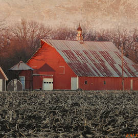 Kathy M Krause - Barn Crib And Sheds