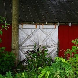 Kathryn Meyer - Barn Door