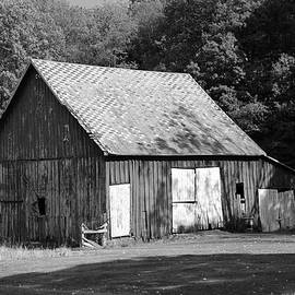 Dwight Cook - Barn in Indiana no 11