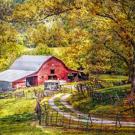Debra and Dave Vanderlaan - Barn in the Valley