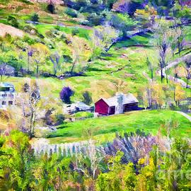 Kerri Farley - Barn In The Valley