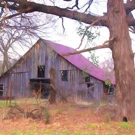 Susan Crossman Buscho - Barn in the Valley