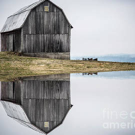 Joann Long - Barn Reflection