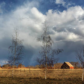 James Eddy - Barn Storm