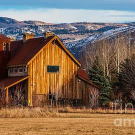 Gary Whitton - Barn Style Home - Heber - Utah