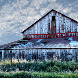 Kathy M Krause - Barn With Character II