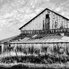 Kathy M Krause - Barn With Character