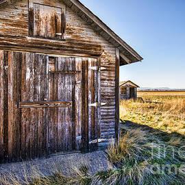 Keith Ducker - Barn wood