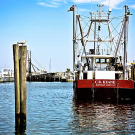 Colleen Kammerer - Barnegat Light Fishing Boats