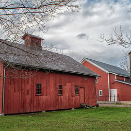 Alan Brown - Barns at the Intervale Center