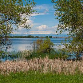 Cascade Colors - Barr Lake Wildlife Refuge Landscape