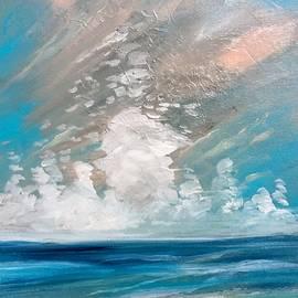 Christina Schott - Barrel Clouds On Vero Beach
