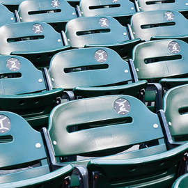 Baseball Stadium Seats - Paul Velgos