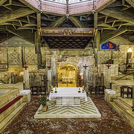 Stephen Stookey - Basilica of the Annunciation - Nazareth