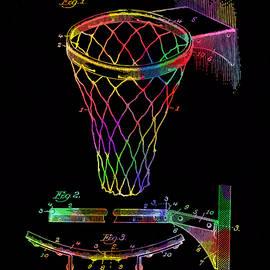 Eti Reid - Basketball goal vintage patent 1924
