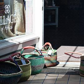 Suzanne Gaff - Baskets of Africa
