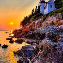 Peggy Berger - Bass Harbor Head lighthouse