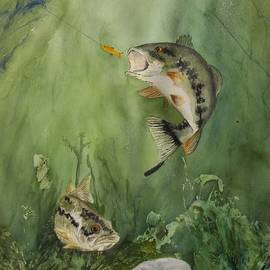 Audrey Bunchkowski - Bass On The Bottom