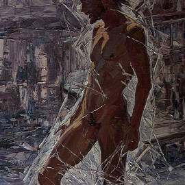 Sergey Sovkov - Bathing Faune
