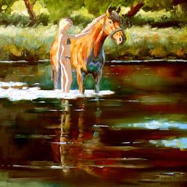 Fedosenko Roman - Bathing