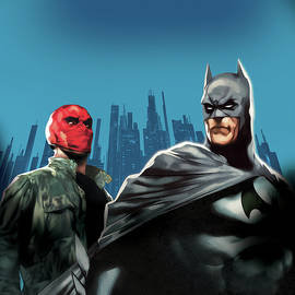 Batman Under the Red Hood 2010  - Unknow