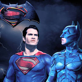 Andres Ramos - Batman vs Superman