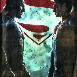 Steven Parker - Batman Vs Superman