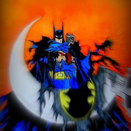 Justin Moore - Batman Year 2 Detective Comics 577