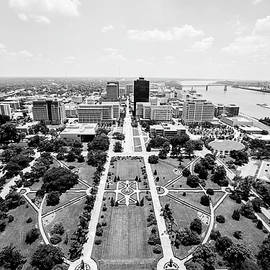 Scott Pellegrin - Baton Rouge from the State Capitol