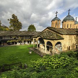 Presiyan Petkov - Batoshevo Monastery