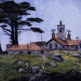 Diane Schuster - Battery Point Lighthouse Crescent City California