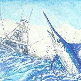 Sue Bonnar - Battling Blue