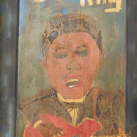 Linda Troski - BB King Graffiti