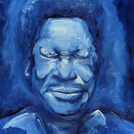 Jon Griffin - BBKing in Blue