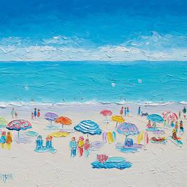 Jan Matson - Beach Art - Fun in the Sun