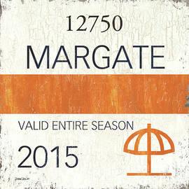 Beach Badge Margate - Debbie DeWitt