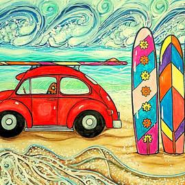Jackie Carpenter - Beach Bug