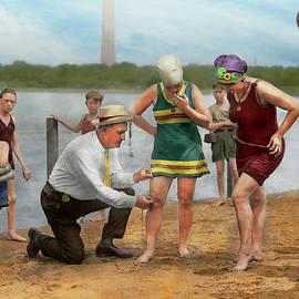 Mike Savad - Beach - Cop a feel 1922