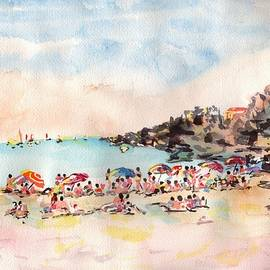 Sharon Mick - Beach Day at Puerto Vallarta