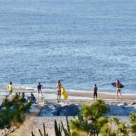 Kim Bemis - Beach Fun at Cape Henlopen