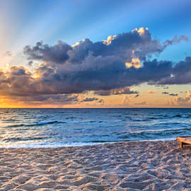 Debra and Dave Vanderlaan - Beach Morning