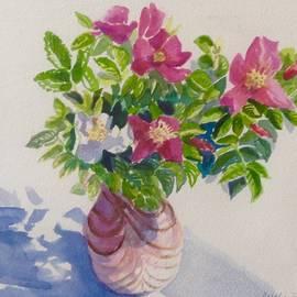 Natalie Stafford - Beach Roses
