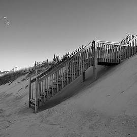 Brian Wallace - Beach Side - OBX - BW