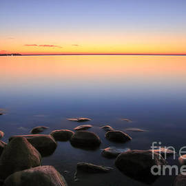 Charline Xia - Beach Sunset Afterglow