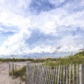 Beach Time III - Jon Glaser