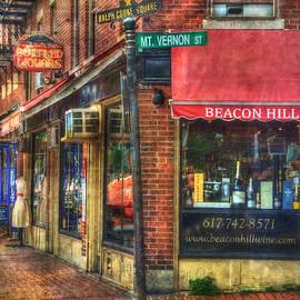 Joann Vitali - Beacon Hill - Boston