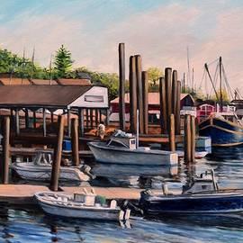 Eileen Patten Oliver - Beacon Marina Gloucester MA