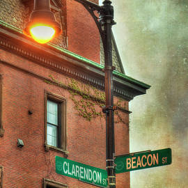 Joann Vitali - Beacon Street - Back Bay - Boston Architecture