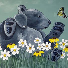 Kenny Francis - Bear Cub Flower Frolic