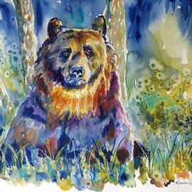 P Maure Bausch - Bear in the Woods 2
